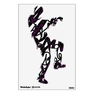 must be a zombie apocalypse 2 wall decal