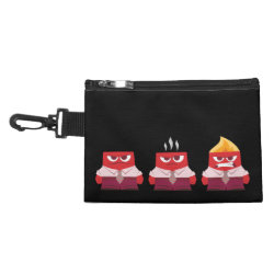 Clip On Accessory Bag with Must ... Control ... Anger! from Inside Out design