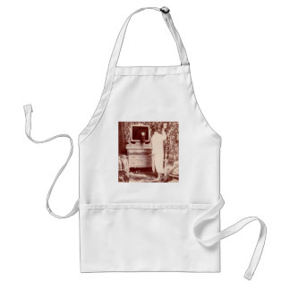 Must have Been a Jackass Last Night Vintage Funny Adult Apron