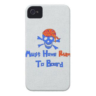 Must Have Rum iPhone 4 Cases
