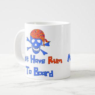 Must Have Rum Giant Coffee Mug