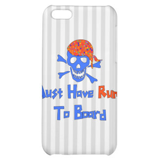 Must Have Rum iPhone 5C Covers