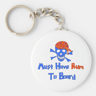 Must Have Rum Key Chains