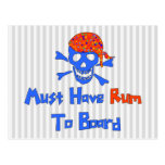 Must Have Rum Postcards