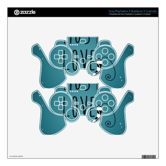 Must love cats PS3 controller skin