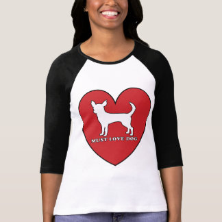 must love dog shirt