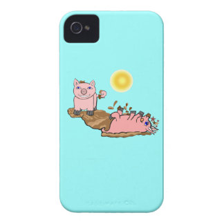 Must Love Pigs Case-Mate iPhone 4 Cases