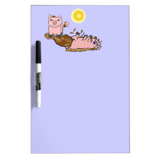 Must Love Pigs Dry Erase Boards