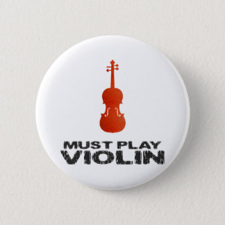 Must Play Violin Button