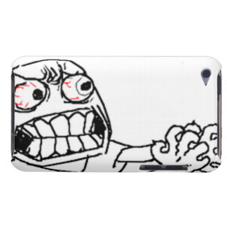 Must Resist Comic Meme Barely There iPod Cases