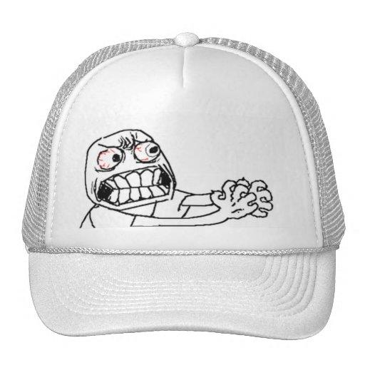 Must Resist Comic Meme Trucker Hat
