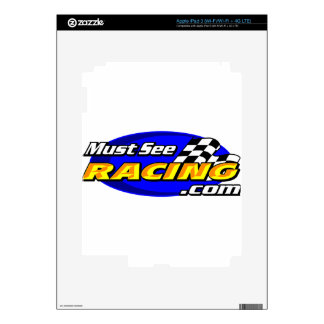 Must See Racing Decals For iPad 3