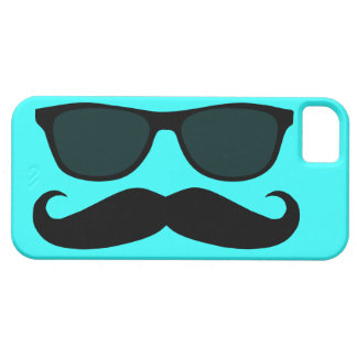 Mustache and shades iPhone SE/5/5s case