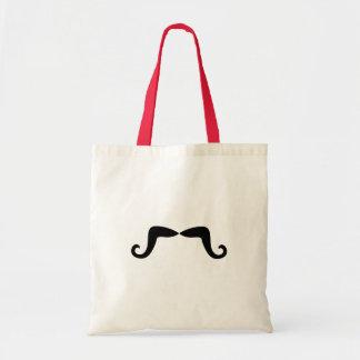 Mustache Bag