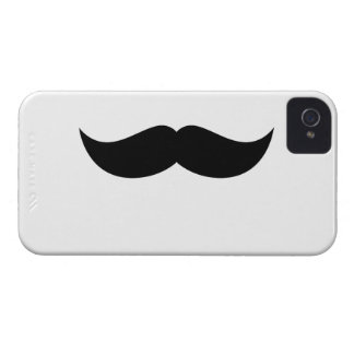 Mustache Barely There™ iPhone 4 Case