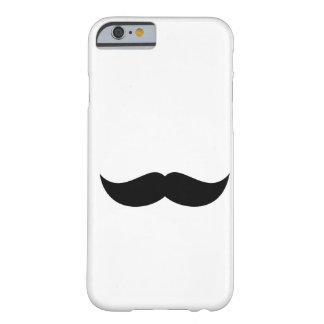 Mustache Barely There iPhone 6 Case