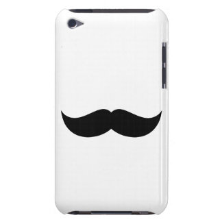 Mustache Barely There iPod Covers
