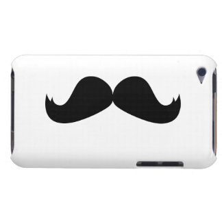 Mustache Barely There™ iPod Touch Case