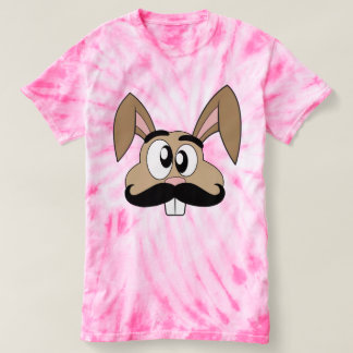 Mustache Bunny T-shirt
