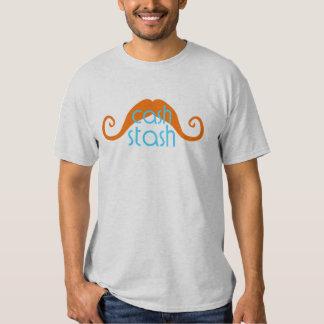 Mustache Cash Stash Shirt