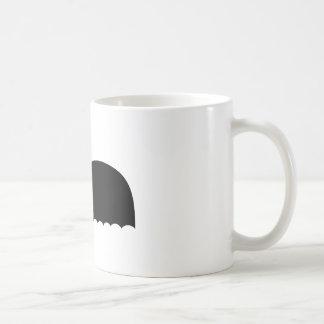 Mustache Coffee Mug
