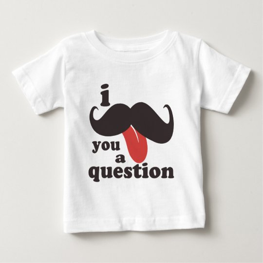 Mustache Collection Baby T-Shirt