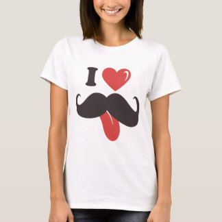 Mustache Collection T-Shirt