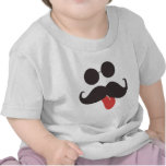 Mustache Collection Tshirt