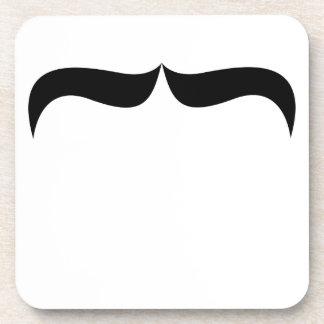 Mustache Cork Coaster