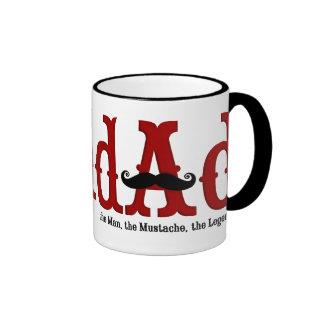 Mustache Dad Mug