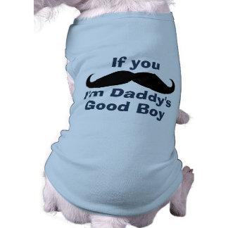 Mustache Daddy's Good Boy Shirt