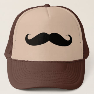 Mustache Disguise Funny Trucker Hat