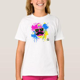 Mustache Dreidel T-Shirt