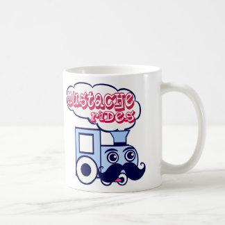 Mustache Express Coffee Mug