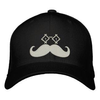 Mustache Eyeware Baseball Cap