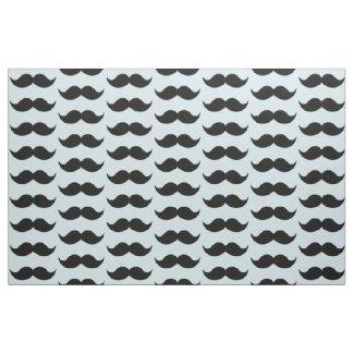 Mustache Fabric