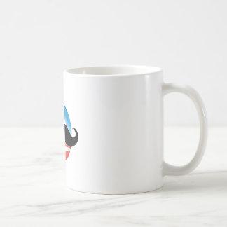 Mustache for Obama Coffee Mug