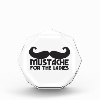 Mustache for the Ladies Moustache NP design Awards