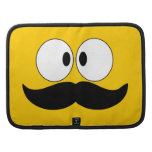 Mustache Funny Face With Eyes Planner