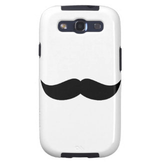Mustache Galaxy SIII Covers