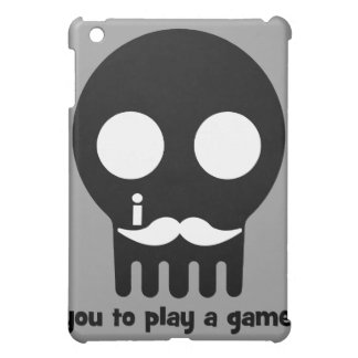 mustache gamer cover for the iPad mini