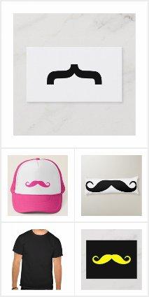 Mustache Gift Ideas