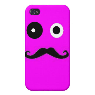 Mustache guy case for iPhone 4
