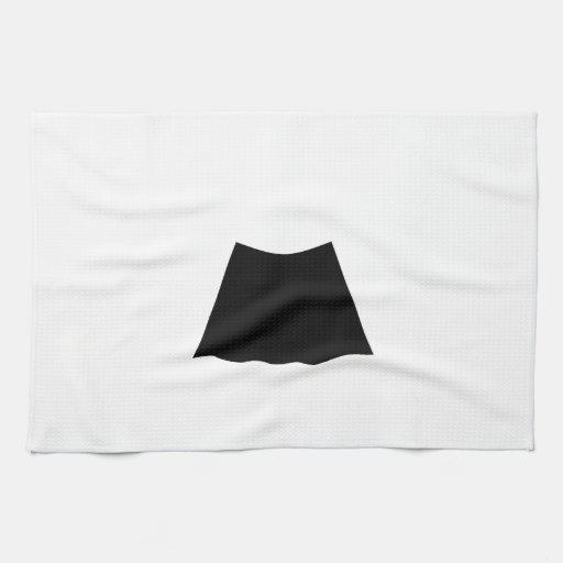 Mustache Hand Towels