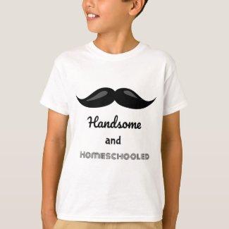 Mustache Handsome and Homeschooled