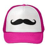 Mustache Hat