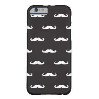 Mustache hipster pattern iPhone 6 case