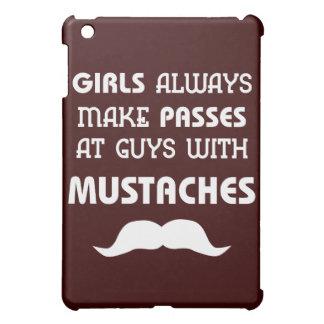 Mustache iPad Mini Case
