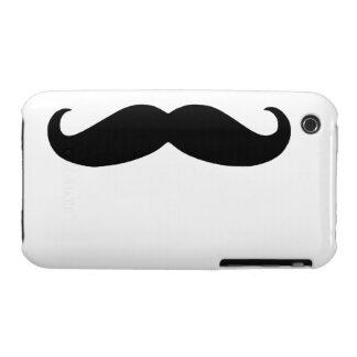 Mustache iPhone 3 Case