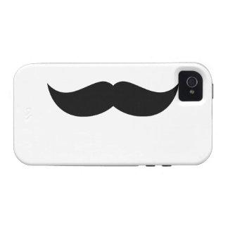 Mustache iPhone 4 Cases